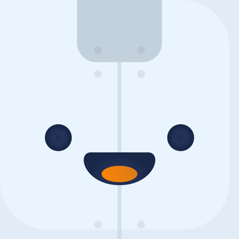 Reflectly app store icon