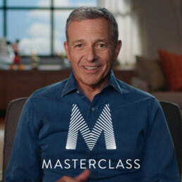 Bog Iger Masterclass course