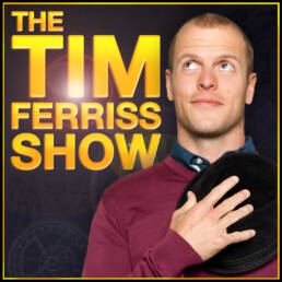 The Tim Ferriss Show Podcast cover art