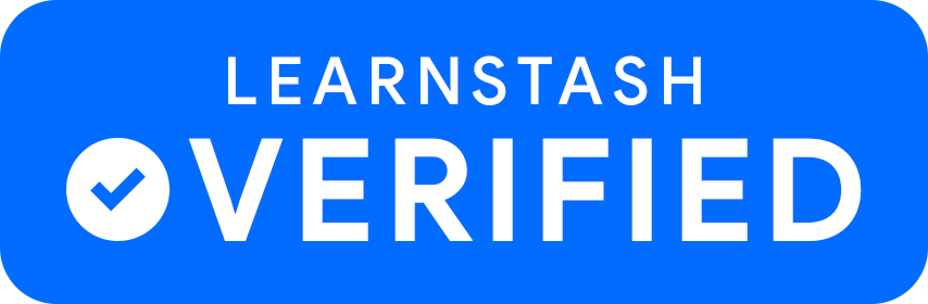 Verified by Learn Stash