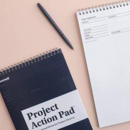 Best Self Project Action Pad