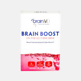 Brain Boost On The Go