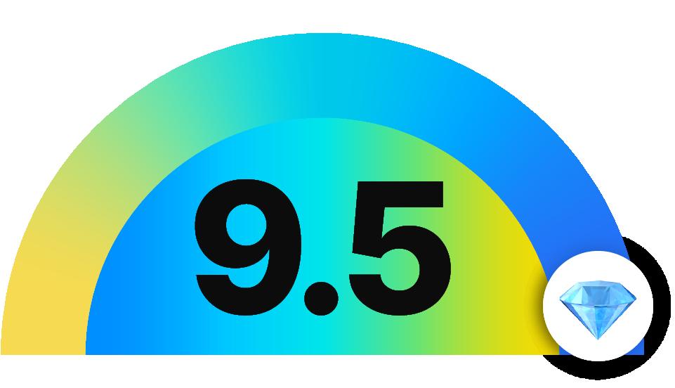 PGS 9.5