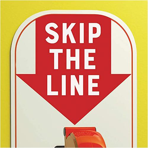 Skip The Line